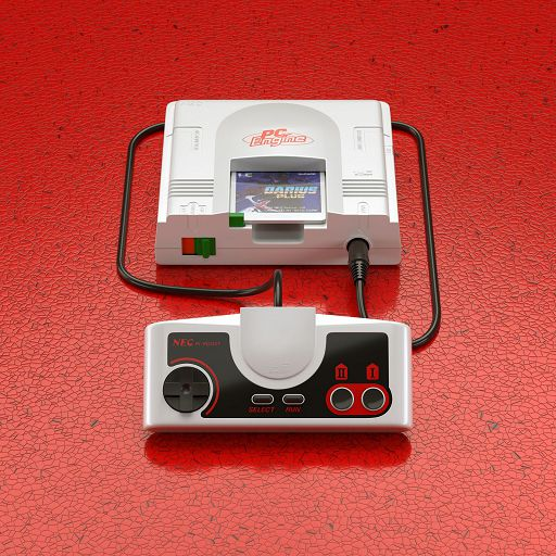 Nec PC Engine 1987