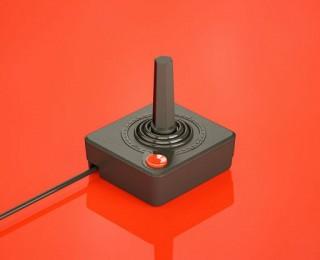 ATARI Joystick 1977