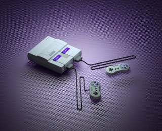 Super nintendo US